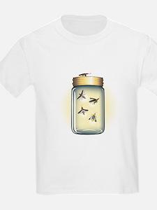 Fireflies in a Jar T-Shirt
