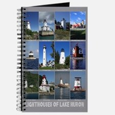 Lighthouses of Lake Huron Journal