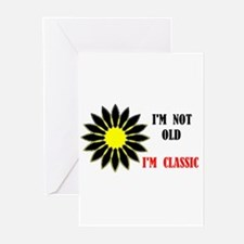 EVEN AT MY AGE Greeting Cards (Pk of 10)