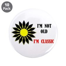 "EVEN AT MY AGE 3.5"" Button (10 pack)"