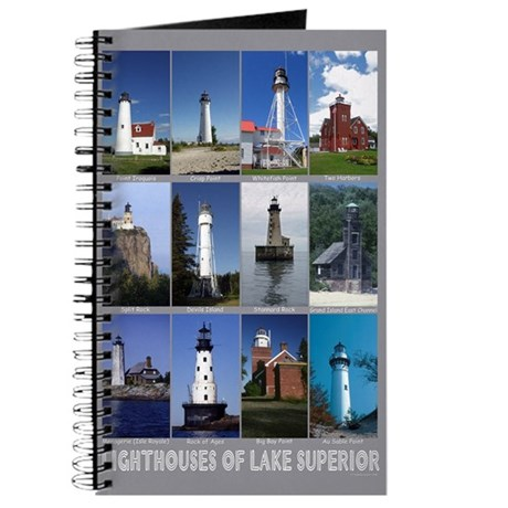 Lighthouses of Lake Superior Journal