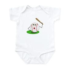 BaseBall Jock! Infant Creeper