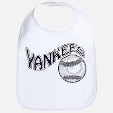 yankees 2009 Bib
