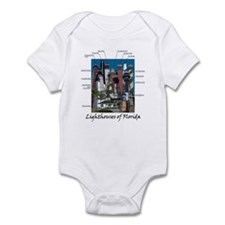 Lighthouses of Florida Onesie