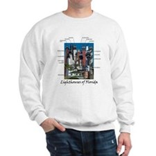 Lighthouses of Florida Sweatshirt