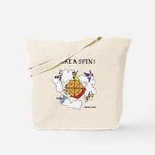 Take a Spin Tote Bag