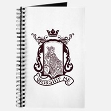 Worship Me Journal