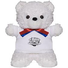 Spread 'Em Teddy Bear