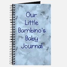 Little Bambino Baby Journal