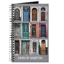 Doors of Argentina Journal