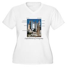 Lighthouses of Uruguay T-Shirt