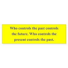 Who controls history