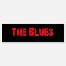 The Blues Bumper Bumper Bumper Sticker