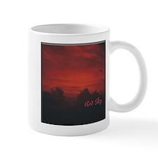 Red Sky Mug