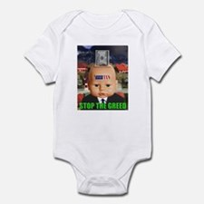 STOP THE GREED, Infant Bodysuit