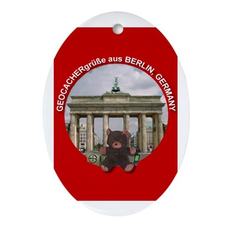 GC BERLIN Oval Ornament