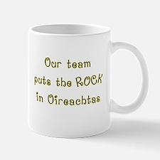 Oireachtas Team Mug (Gold)
