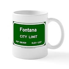 Fontana Mug
