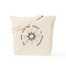 Oireachtas Team Tote Bag (Pink)