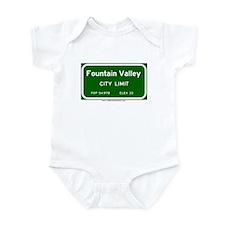 Fountain Valley Infant Bodysuit