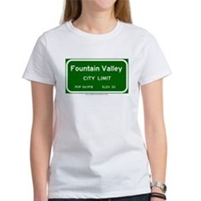 Fountain Valley Tee
