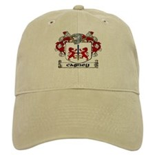 Cagney Coat of Arms Baseball Cap