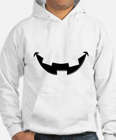 Smiley Halloween Mouth Hoodie
