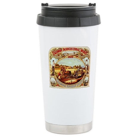 The L.A.W. Stainless Steel Travel Mug