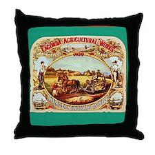 Cute Lagonda Throw Pillow