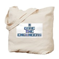 Core the Engineers Tote Bag