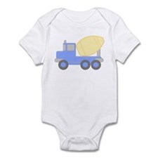 Little Cement Truck Infant Bodysuit