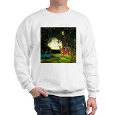 """into The Light"" Sweatshirt"