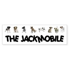 THE JACKMOBILE (Bumper) STICKER