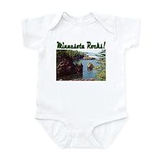 Minnesota Rocks! Infant Bodysuit