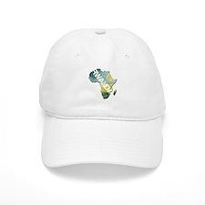 Rwanda Baseball Cap
