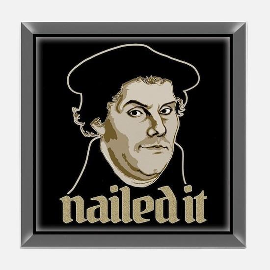 Nailed It Tile Coaster