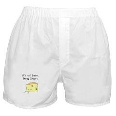 Cheesy Boxer Shorts