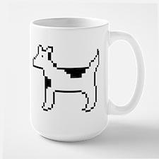 Dow Cow Shirt Mug