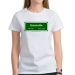 Greenville Women's T-Shirt