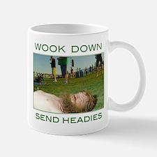 w00k down Mug