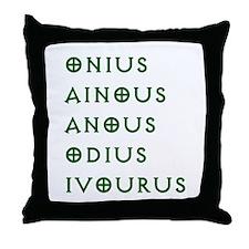 Onius Gentlemen Broncos Throw Pillow