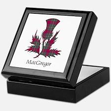 Thistle - MacGregor Keepsake Box