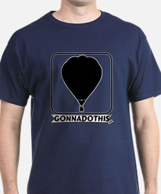 GONNADOTHIS.COM-Hot Air Ballo T-Shirt
