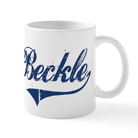 """""""Beckle"""" Mug"""