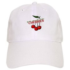 """You Smell Like Cherries"" Cap"