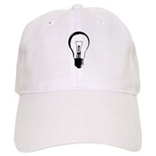 Bright Idea Light Bulb Baseball Cap