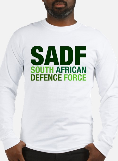 South African Defence Force Long Sleeve T-Shirt