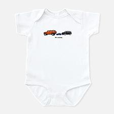 Life is Annoying - SUV Infant Bodysuit