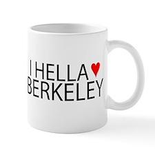 I Hella [Heart] Berkeley Mug