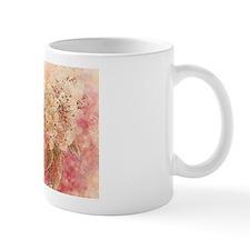 Autumn Ballerina Fairy Mug